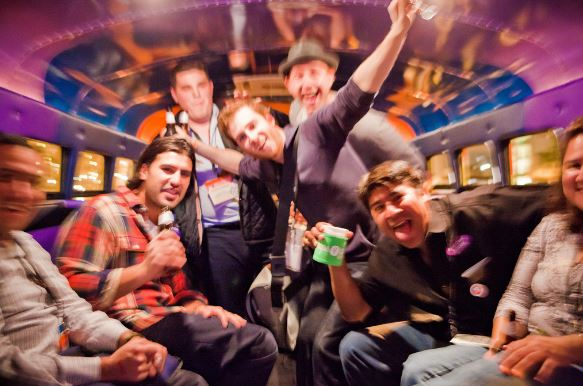 Party Bus Rental Fort Lauderdale