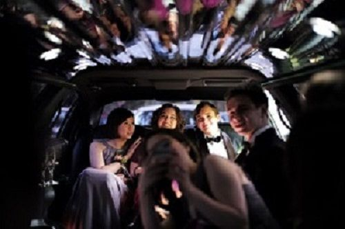 Fort Lauderdale Prom In A Party Bus